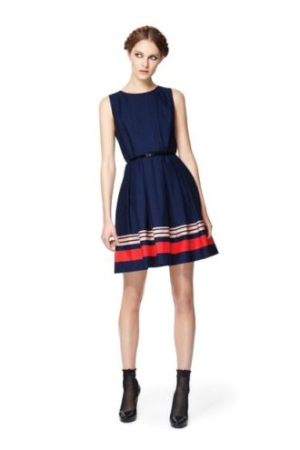 Jason-Wu-Target-Blue-Orange-Striped-Dress