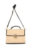 Jason-Wu-Target-Purse-Weaved-Beige