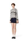 Jason-Wu-Target-Striped-Top-Shorts