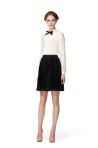 Jason-Wu-Target-White-Blouse-Black-Skirt