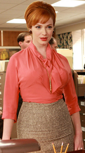 Mad-Men-joan-holloway-blouse